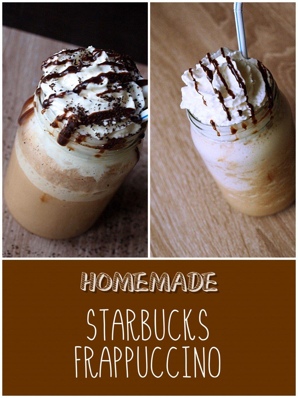 Homemade Starbucks S'mores Frappuccino