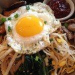 Korean Mixed Rice Bibimbap 비빔밥