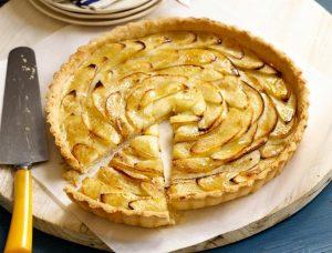 apple-tart