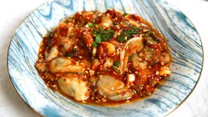 kimchi-with-fresh-oysters