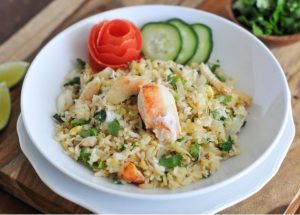 fried-rice-with-crab