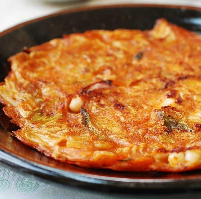 kimchi-pancakes