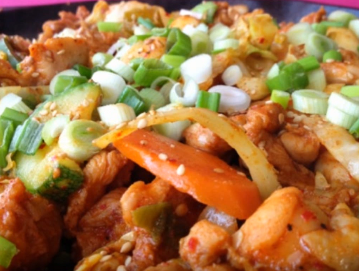 korean-stir-fried-chicken-dakgalbi
