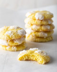 lemon-crinkle-cookies