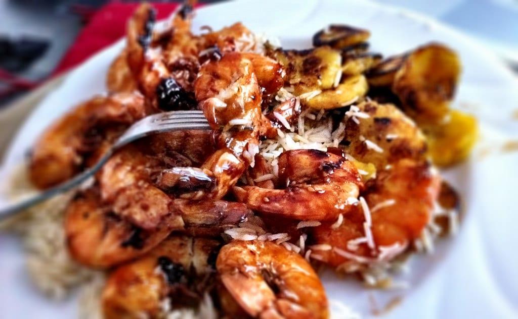 jerk-shrimp
