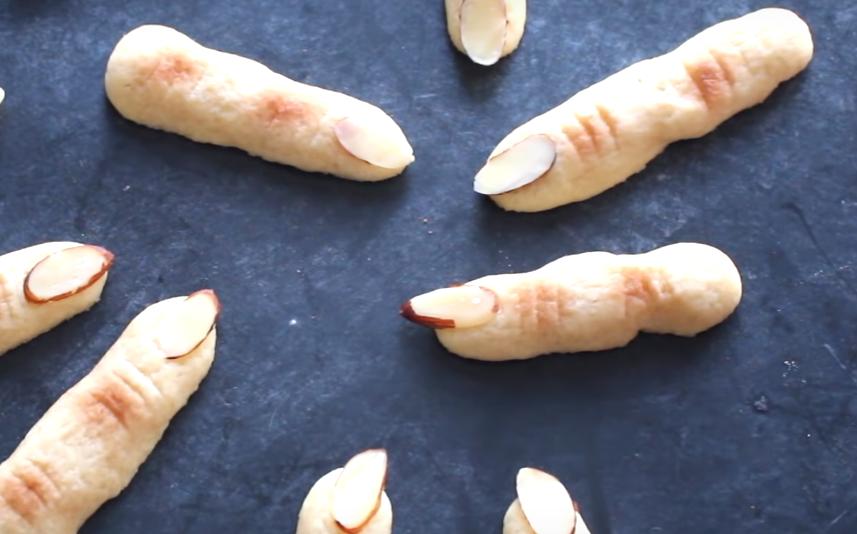 halloween-severed-finger-cookies