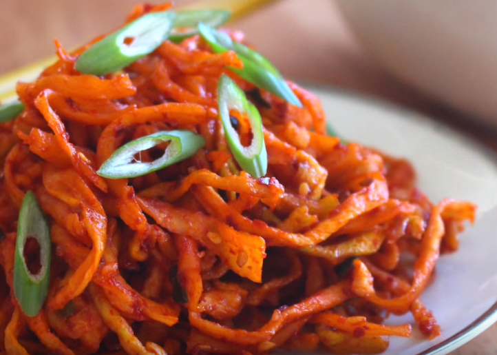 korean-radish