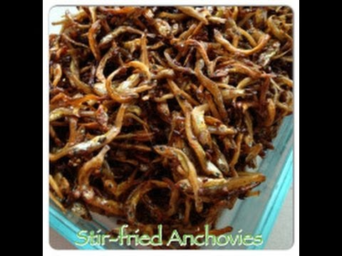 Anchovies Side Dish 멸치볶음