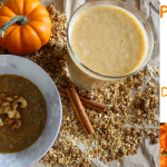 Pumpkin Spice – 3 Healthy Breakfast Recipes