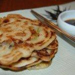 Seafood Pancakes Haemul Pajeon 해물파전