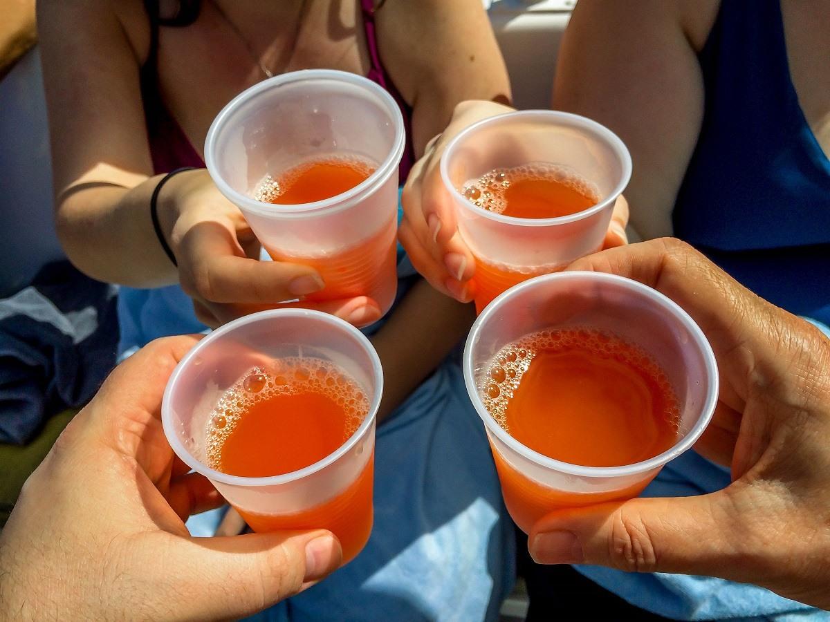 St. Croix Rum Punch