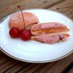 Cherry Cheesecake Mochi 찹쌀떡