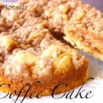 Coffee Cake with Streusel Crumb Topping