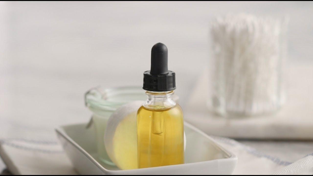 DIY Natural Anti-Aging Serum | The