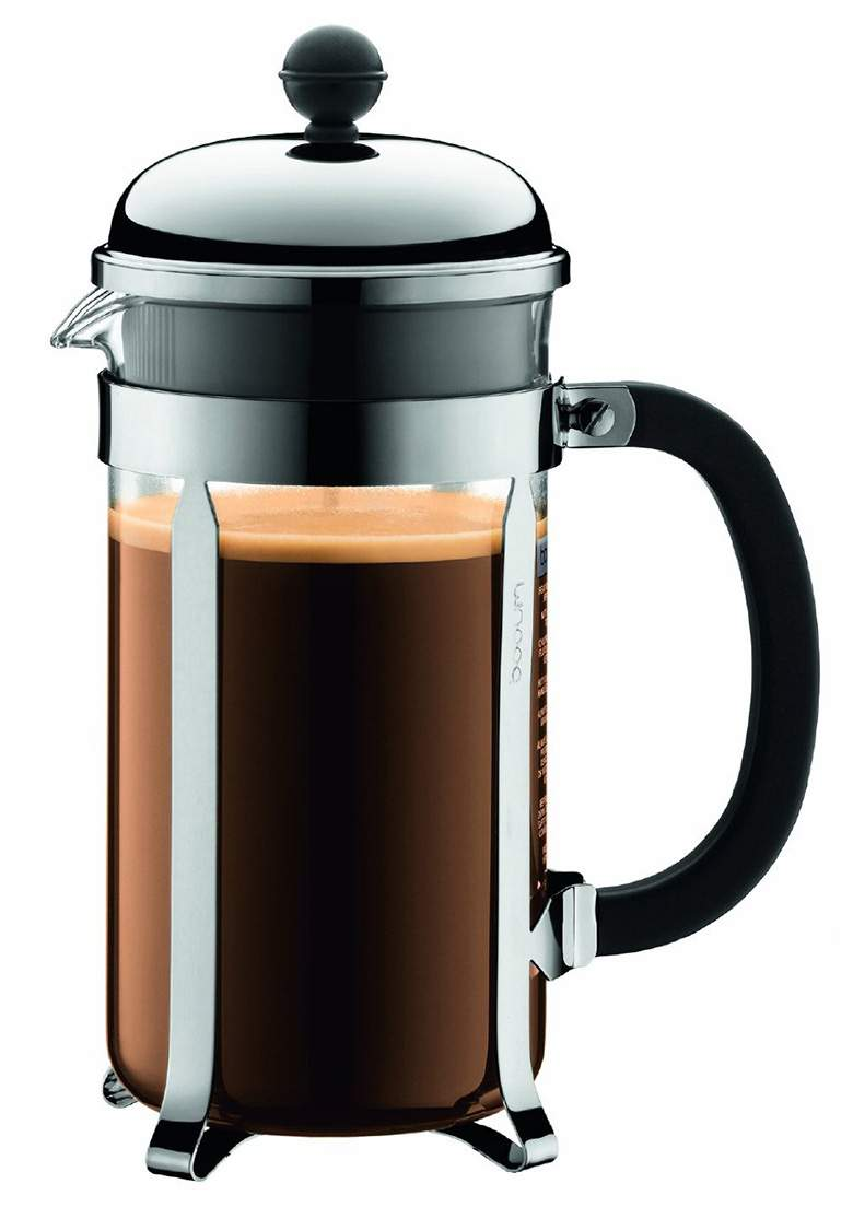 French Press Coffee The Squishy Monster
