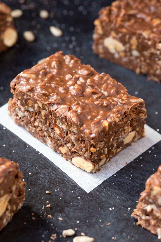 HealthyCrunchChocolate