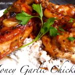 Honey Garlic Chicken Easy 1 Pan Recipe