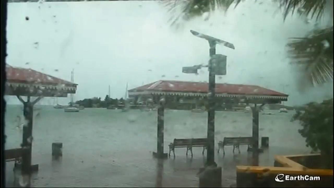 Hurricane Irma in St. Croix USVI
