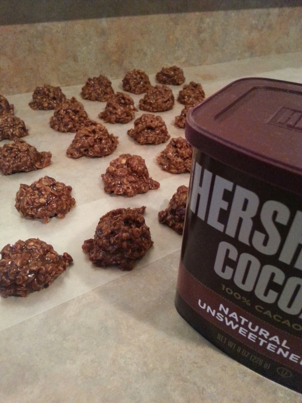 3 No-Bake Cookies