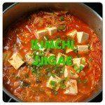 Kimchi Jjigae Stew 김치 찌개