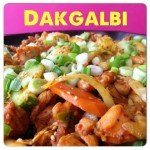 Korean Stir Fried Chicken Dakgalbi 닭갈비