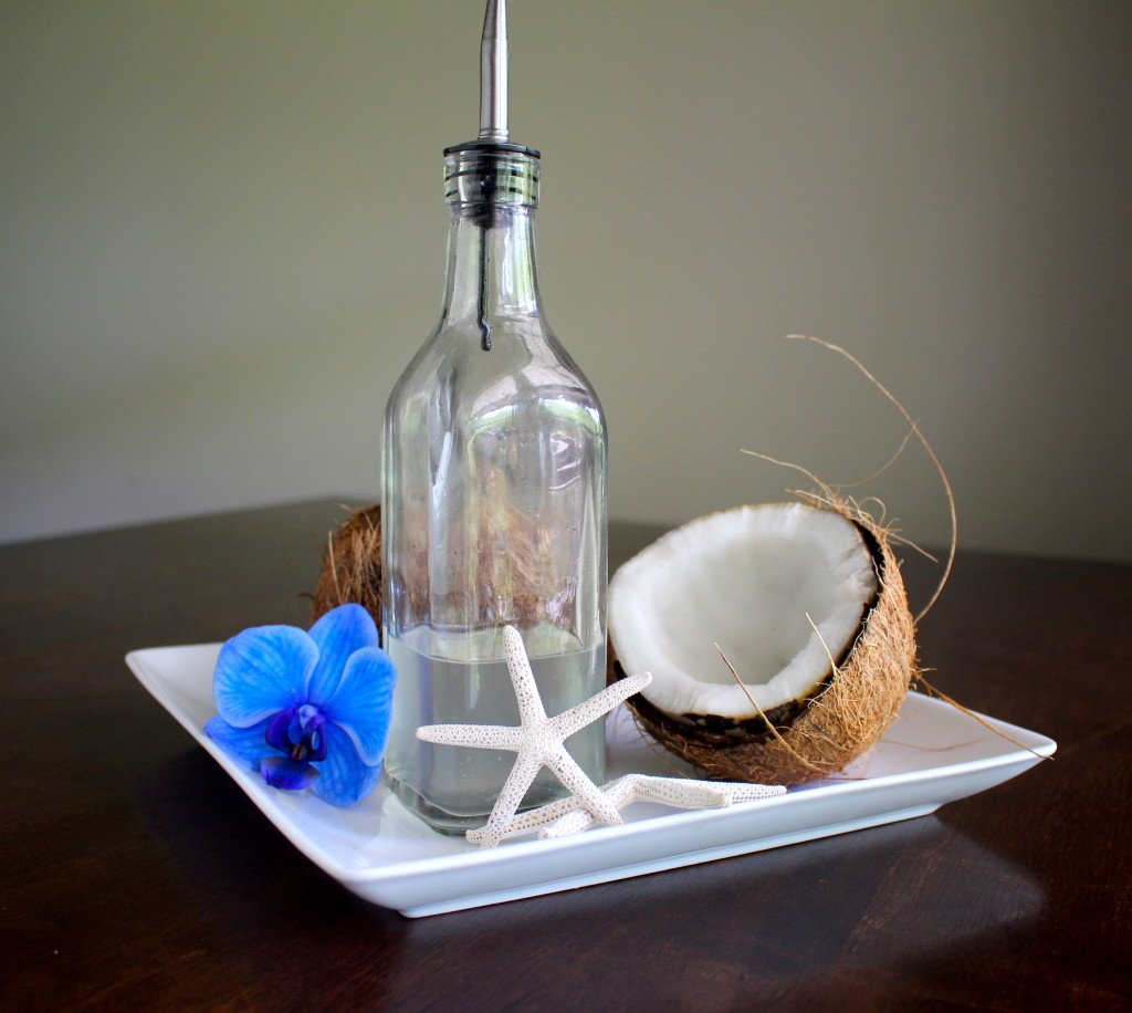 Homemade Coconut Oil