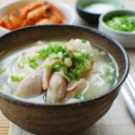 Korean Chicken & Ginseng Soup 삼계탕