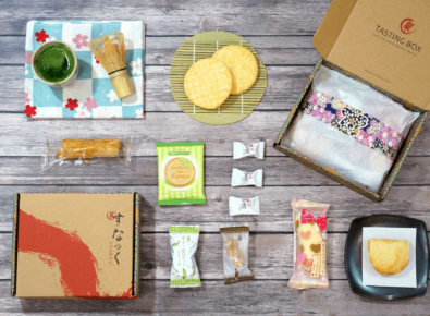 August Favorites +  Asian/Japanese Snack Food Tasting