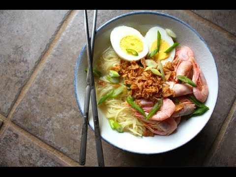 Easy Healthy Ramen Recipe