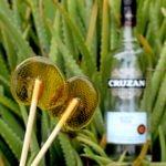 Cruzan Rum Lollipops
