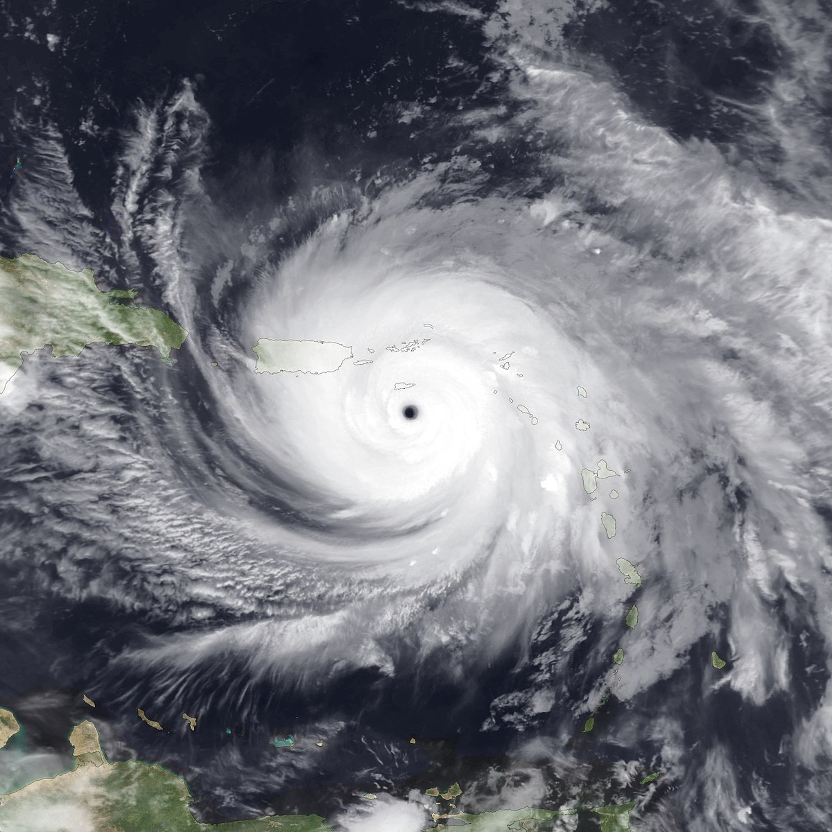 Category 5 Hurricane Maria – The Aftermath – Now What?