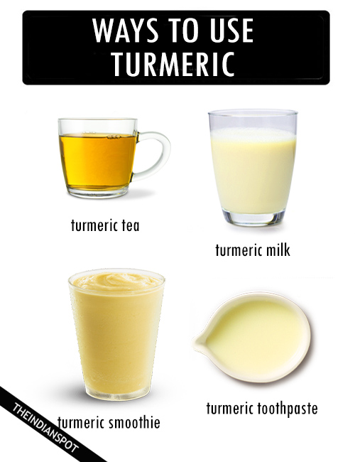 My Favorite Ways To Use Turmeric