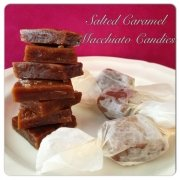 Salted Caramel Candies