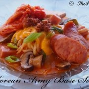 Korean Army Base Soup