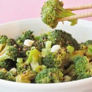 Korean Broccoli Salad
