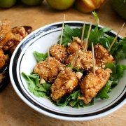 Korean Style Chicken Nuggets