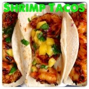 Shrimp Tacos with Gochujang & FAQ