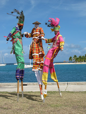 St. Croix Mocko Jumbies