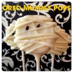 Oreo Mummy Pops