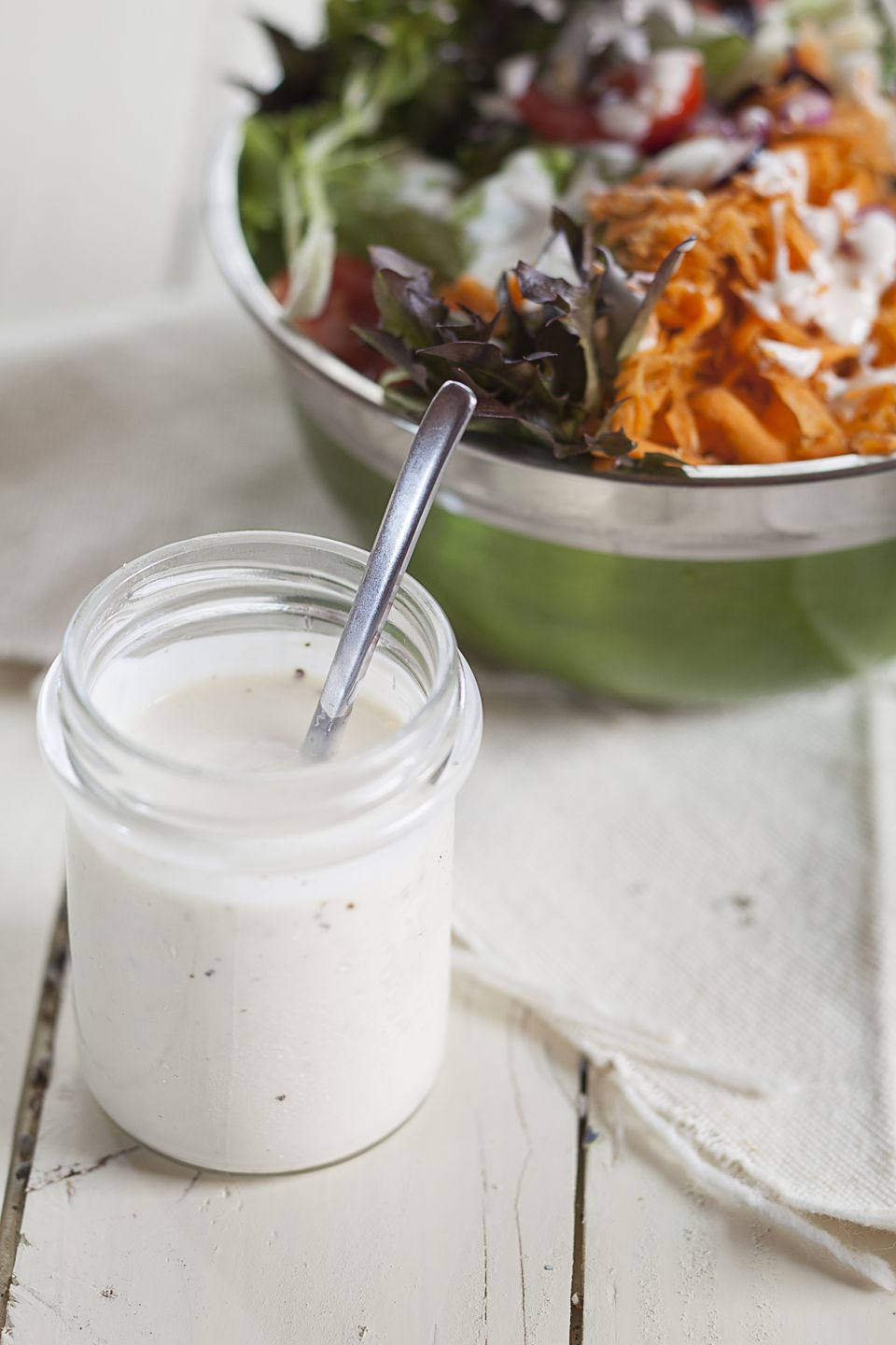 Garlic Yogurt Dressing