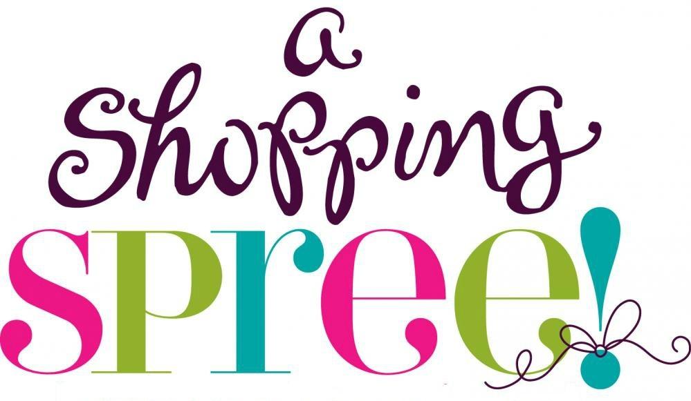 Shopping Spree!