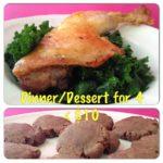 Dinner Under $10 Challenge