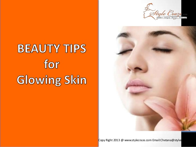 5 Simple Tips For Beautiful Skin – Healthy Skin Hacks