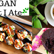 What I Eat In a Vegan Day