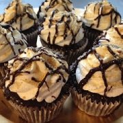 S\'mores Cupcakes