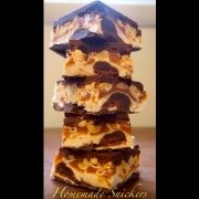 Snickers, Homemade