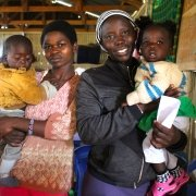 Visiting a Children\'s Home in Kenya
