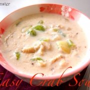 Crab Soup {Easy 15 Minute Recipe}